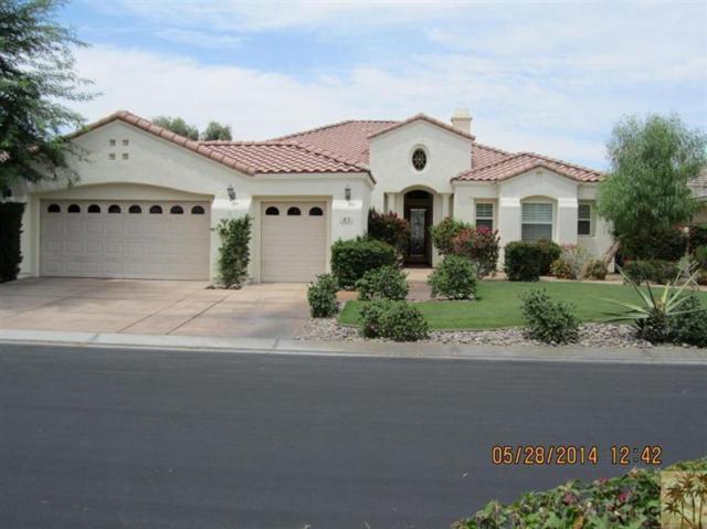 43 Calle Del Norte, Rancho Mirage, CA 92270 (MLS #217020476) :: The John Jay Group - Bennion Deville Homes