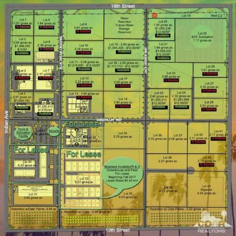 0 N Indian Avenue, Desert Hot Springs, CA 92240 (MLS #217020922) :: Brad Schmett Real Estate Group
