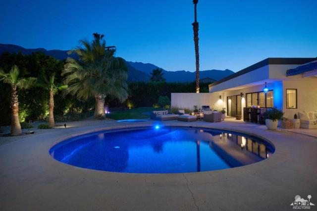 485 W Santa Elena Road, Palm Springs, CA 92262 (MLS #217024132) :: Brad Schmett Real Estate Group