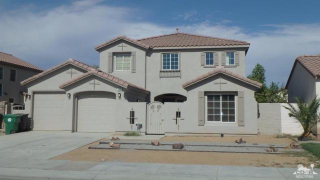 50082 San Capistrano Drive, Coachella, CA 92236 (MLS #217024496) :: Hacienda Group Inc
