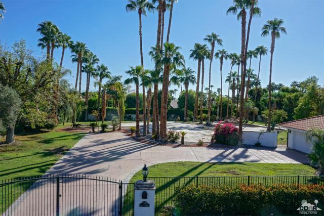 50 S Clancy Lane S, Rancho Mirage, CA 92270 (MLS #217025032) :: Hacienda Group Inc
