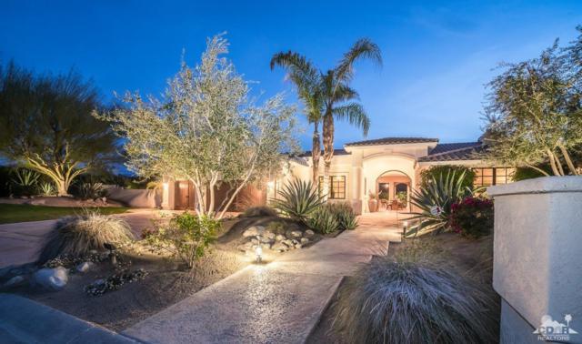 71305 W Thunderbird Terrace, Rancho Mirage, CA 92270 (MLS #217025038) :: Hacienda Group Inc