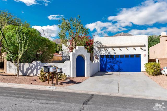 54815 Avenida Vallejo, La Quinta, CA 92253 (MLS #217025358) :: The John Jay Group - Bennion Deville Homes