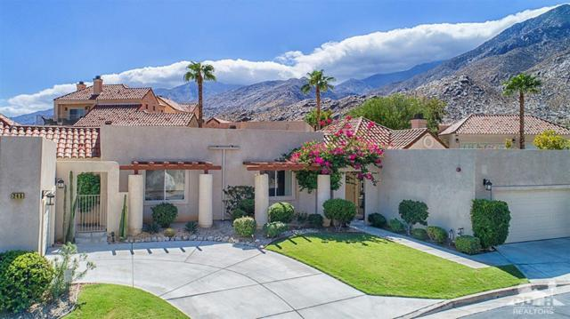 245 Canyon Circle S #35, Palm Springs, CA 92264 (MLS #217025392) :: Team Wasserman