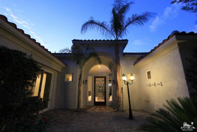 55 Calle Del Norte, Rancho Mirage, CA 92270 (MLS #217025500) :: The John Jay Group - Bennion Deville Homes