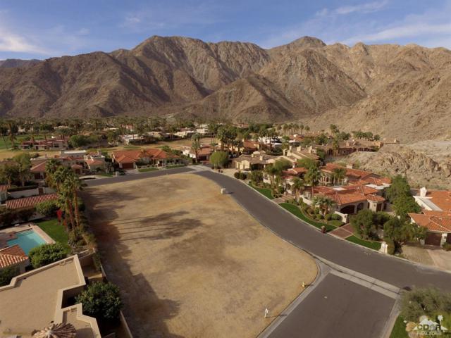 48750 Via Sierra (Lot 2), La Quinta, CA 92253 (MLS #217025794) :: The John Jay Group - Bennion Deville Homes
