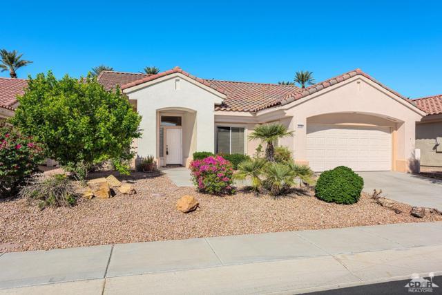 37709 Golden Pebble Avenue, Palm Desert, CA 92211 (MLS #217027022) :: The Jelmberg Team