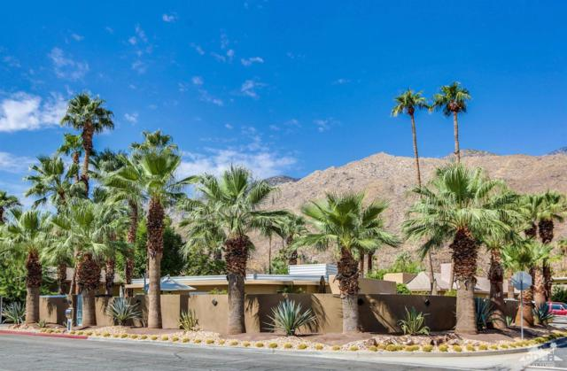 1673 S Via Salida, Palm Springs, CA 92264 (MLS #217027464) :: Brad Schmett Real Estate Group