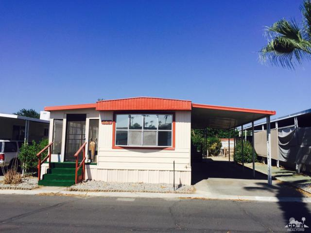 51555 Monroe Street #152, Indio, CA 92201 (MLS #217027626) :: The John Jay Group - Bennion Deville Homes
