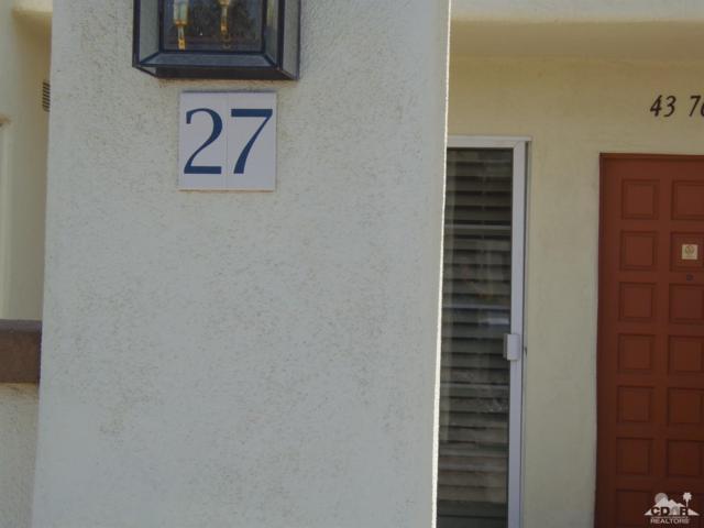 43761 Avenida Alicante 427-2, Palm Desert, CA 92211 (MLS #217027812) :: Brad Schmett Real Estate Group