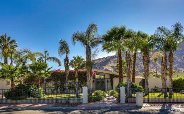 707 W Regal Drive, Palm Springs, CA 92262 (MLS #217028452) :: Brad Schmett Real Estate Group