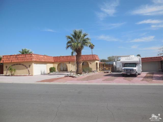 16820 Lakeside Court, Desert Hot Springs, CA 92241 (MLS #217028514) :: The John Jay Group - Bennion Deville Homes