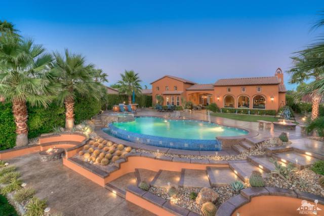 34 Via Santo Tomas, Rancho Mirage, CA 92270 (MLS #217028524) :: Team Michael Keller Williams Realty