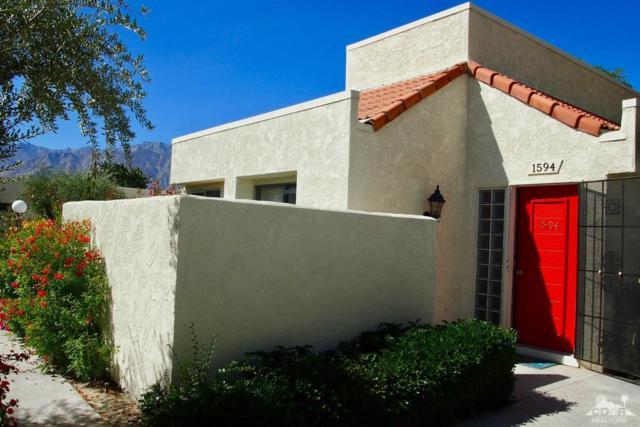 1594 Fairway Circle, Palm Springs, CA 92264 (MLS #217028796) :: The John Jay Group - Bennion Deville Homes