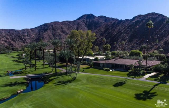 46675 E Eldorado Drive, Indian Wells, CA 92210 (MLS #217029188) :: The John Jay Group - Bennion Deville Homes