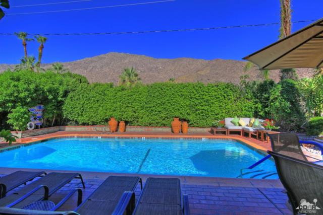 200 S Cahuilla Road, Palm Springs, CA 92262 (MLS #217029370) :: The Sandi Phillips Team