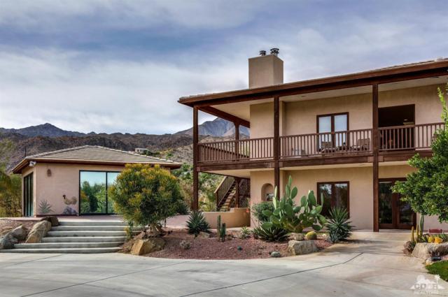 71440 Oasis Trail, Palm Desert, CA 92260 (MLS #217030562) :: The John Jay Group - Bennion Deville Homes