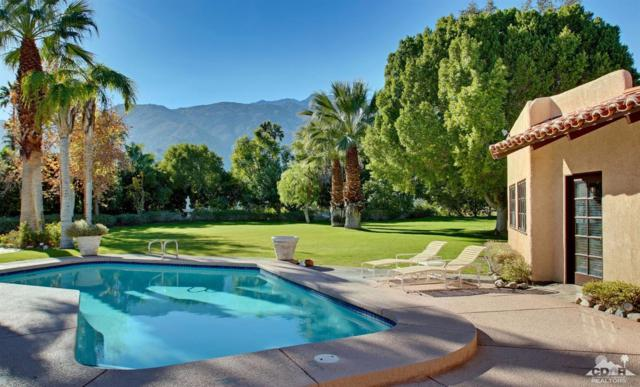 655 E Vereda Sur, Palm Springs, CA 92262 (MLS #217031098) :: The John Jay Group - Bennion Deville Homes