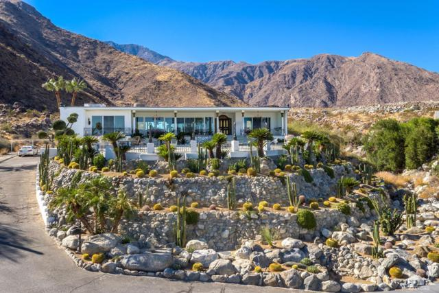 1090 W Cielo Drive, Palm Springs, CA 92262 (MLS #217031388) :: Brad Schmett Real Estate Group