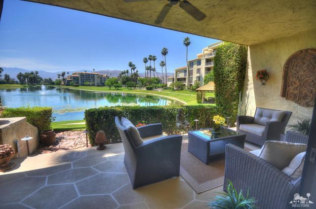910 Island Drive #103, Rancho Mirage, CA 92270 (MLS #217031412) :: Brad Schmett Real Estate Group
