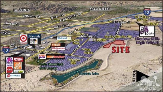 0 41.43 Ac Monroe & 40th St, Indio, CA 92203 (MLS #217031676) :: Brad Schmett Real Estate Group