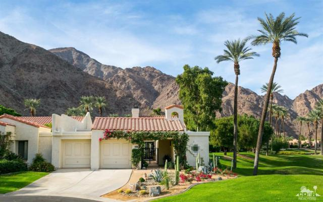 77144 Via Huerta, La Quinta, CA 92253 (MLS #217031824) :: The John Jay Group - Bennion Deville Homes