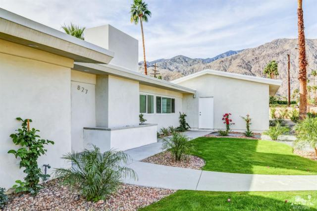 827 E San Lorenzo Road, Palm Springs, CA 92264 (MLS #217031932) :: Brad Schmett Real Estate Group