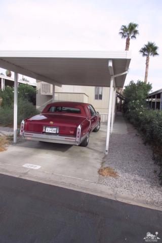 15500 Bubbling Wells Road #188, Desert Hot Springs, CA 92240 (MLS #217032452) :: The John Jay Group - Bennion Deville Homes