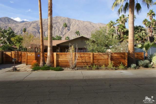 635 S Vista Oro, Palm Springs, CA 92264 (MLS #217033040) :: Brad Schmett Real Estate Group