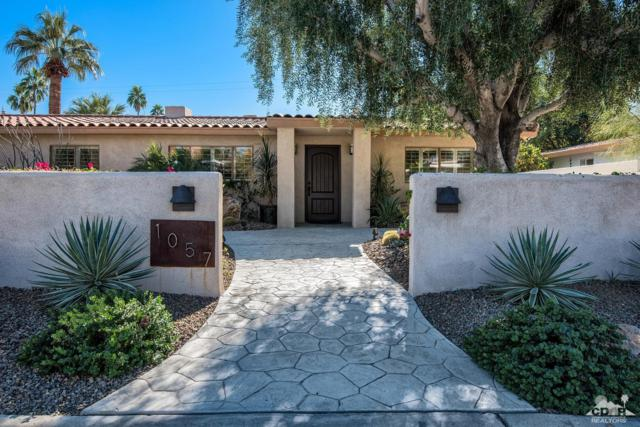 1057 E Marshall Way, Palm Springs, CA 92262 (MLS #217033376) :: Brad Schmett Real Estate Group