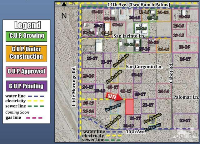 0 S Palomar Ln, Desert Hot Springs, CA 92240 (MLS #217034310) :: Brad Schmett Real Estate Group