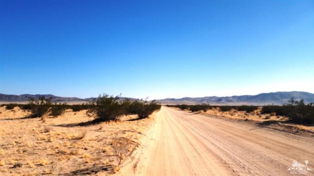0 Sunflower Road, Joshua Tree, CA 92252 (MLS #217034522) :: The John Jay Group - Bennion Deville Homes