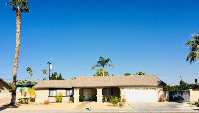 3140 E Vincentia Road, Palm Springs, CA 92262 (MLS #217034646) :: The John Jay Group - Bennion Deville Homes