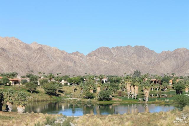 0 Lot 18 Talking Rock Turn, La Quinta, CA 92253 (MLS #217034672) :: The John Jay Group - Bennion Deville Homes