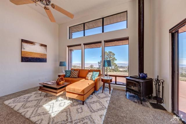 60170 Yucca Road, Mountain Center, CA 92561 (MLS #217034686) :: The John Jay Group - Bennion Deville Homes