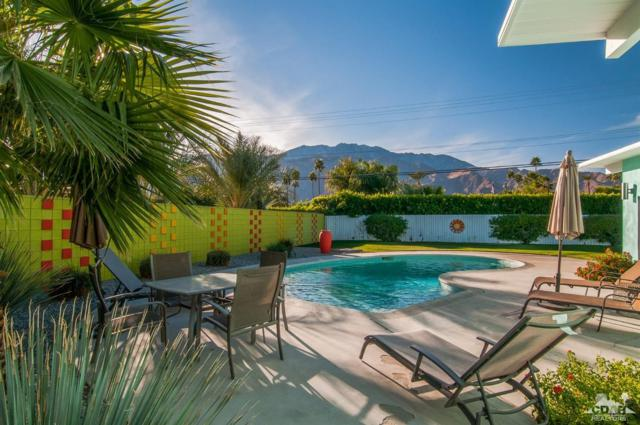 683 N Juanita Drive, Palm Springs, CA 92262 (MLS #217034726) :: Team Wasserman