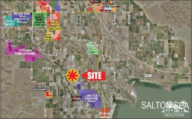 0 109.15 Ac Harrison St., Thermal, CA 92274 (MLS #217035468) :: The John Jay Group - Bennion Deville Homes