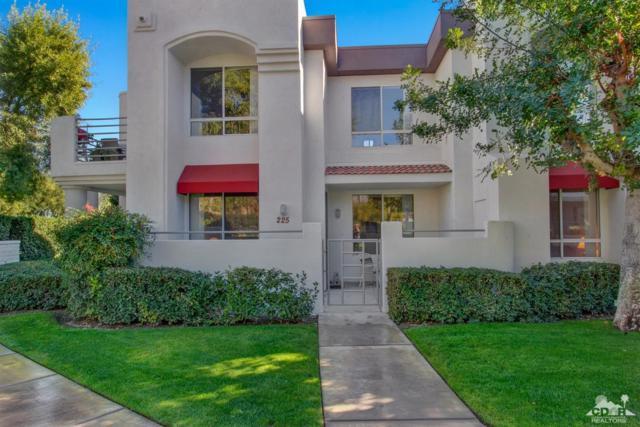 401 S El Cielo Road #225, Palm Springs, CA 92262 (MLS #218000898) :: The John Jay Group - Bennion Deville Homes