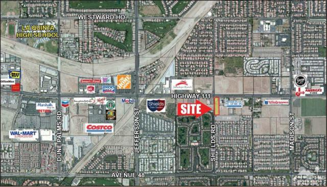 0 80521 Highway 111, Indio, CA 92201 (MLS #218001198) :: The John Jay Group - Bennion Deville Homes