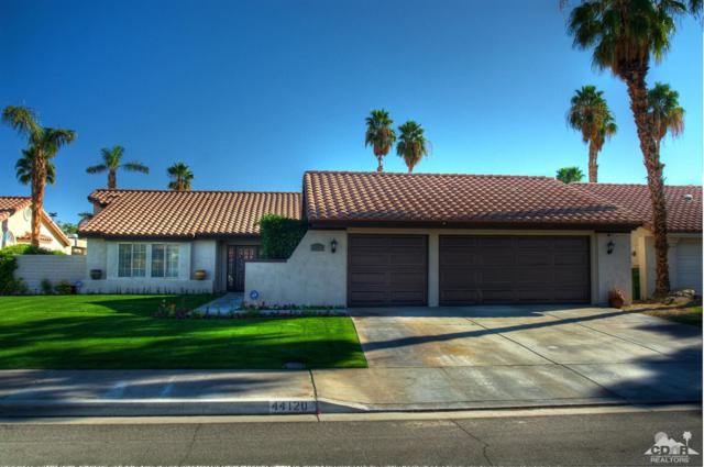 44120 Camino La Cresta, La Quinta, CA 92253 (MLS #218001232) :: Brad Schmett Real Estate Group