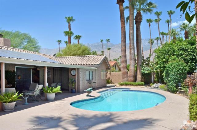 2298 E Amarillo Way, Palm Springs, CA 92264 (MLS #218001522) :: Brad Schmett Real Estate Group