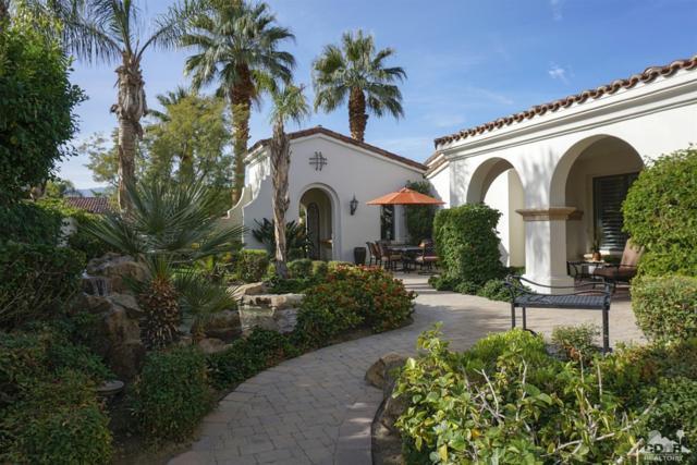 76545 Via Chianti, Indian Wells, CA 92210 (MLS #218001794) :: The Jelmberg Team