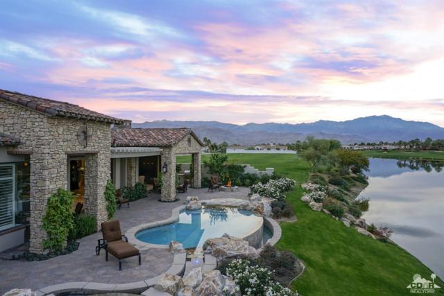 76292 Via Saturnia, Indian Wells, CA 92210 (MLS #218001878) :: Deirdre Coit and Associates