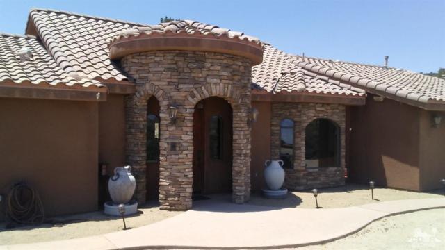 70580 W Granite W, Mountain Center, CA 92561 (MLS #218002064) :: Deirdre Coit and Associates