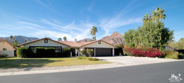 48701 San Pedro Street, La Quinta, CA 92253 (MLS #218002108) :: The John Jay Group - Bennion Deville Homes