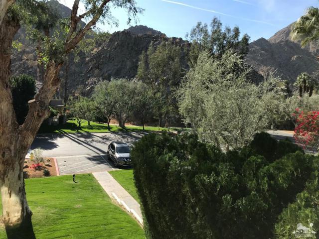 78180 Cortez Lane #166, Indian Wells, CA 92210 (MLS #218002126) :: The John Jay Group - Bennion Deville Homes