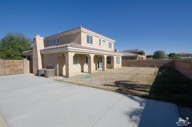84469 Da Vinci Drive, Coachella, CA 92236 (MLS #218002140) :: Hacienda Group Inc