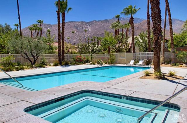 375 W Mariscal Road, Palm Springs, CA 92262 (MLS #218002206) :: The John Jay Group - Bennion Deville Homes
