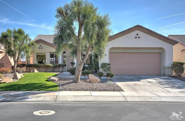 37466 Turnberry Isle Drive, Palm Desert, CA 92211 (MLS #218002402) :: The John Jay Group - Bennion Deville Homes