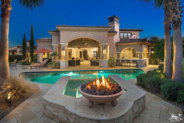 80700 Via Portofino, La Quinta, CA 92253 (MLS #218002440) :: Hacienda Group Inc